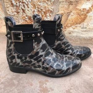 Halogen Rubber Booties